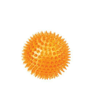 HUNTER SPIKE BALL žogica ježek oranžna 5cm