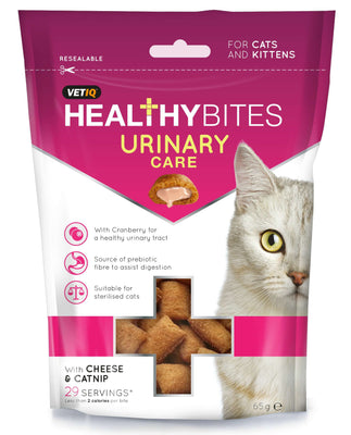 M&C HEALTHY BITES URINARY CARE priboljški za mačke 65g