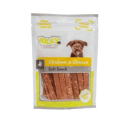 WANPY TRULY CHICKEN & CHEESE SOFT SNACK priboljški za pse 90g