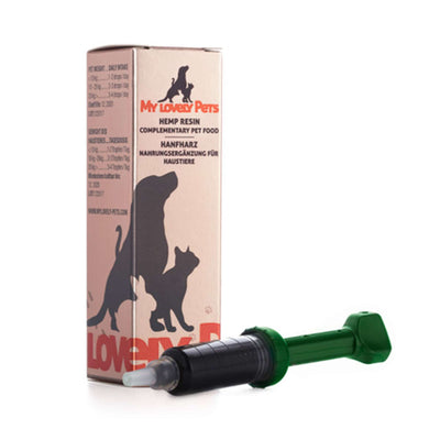 MY LOVELY PETS KONOPLJINO OLJE 16% 5ml