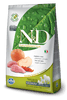 N&D GRAIN FREE Adult Medium& Maxi- merjasec in jabolko