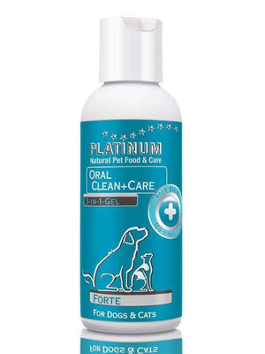 PLATINUM ORAL CLEAN & CARE FORTE GEL