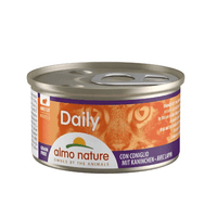 ALMO NATURE DAILY Mousse kunec 85 g