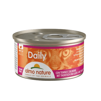 ALMO NATURE DAILY Mousse tuna in losos 85 g