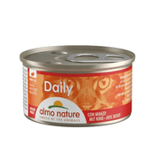 ALMO NATURE DAILY koščki govedine 85 g
