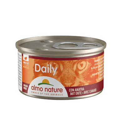ALMO NATURE DAILY Mousse račka 85 g