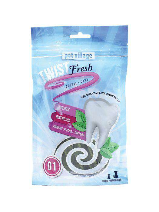 PET VILLAGE Twist fresh 01 100 g