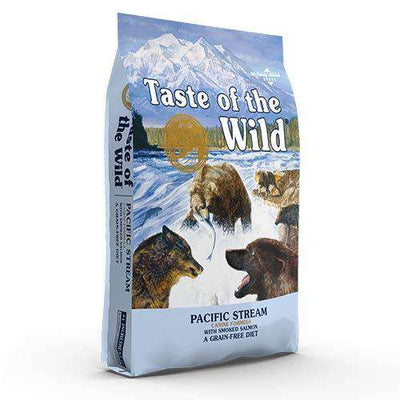 Taste of the Wild PACIFIC STREAM-prekajeni losos