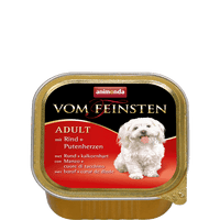 ANIMONDA VOM FEINSTEN ADULT govedina&puranja srca