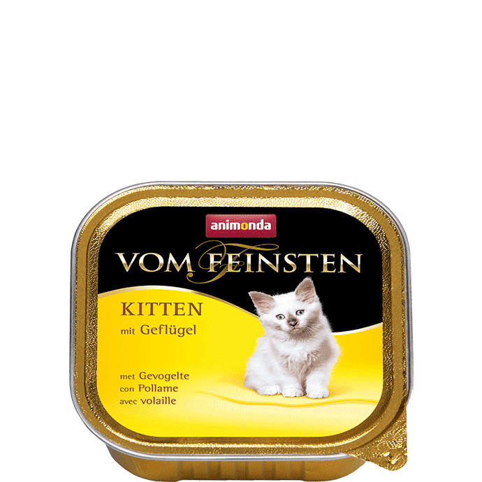 ANIMONDA VOM FEINSTEN KITTEN perutnina