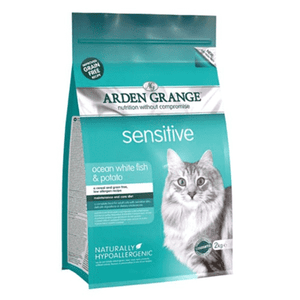 ARDEN GRANGE Adult Sensitive-bela riba in krompir