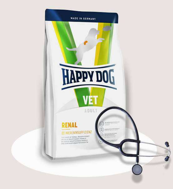 HAPPY DOG VET DIET RENAL