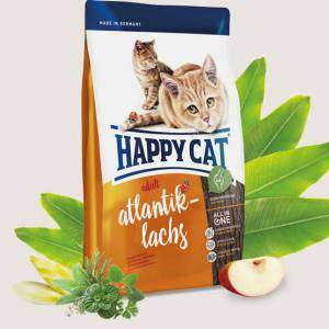 Happy Cat Adult briketi losos