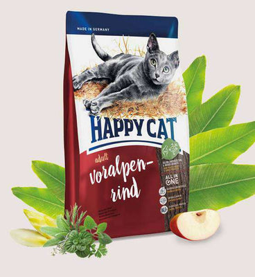 Happy Cat Adult briketi govedina