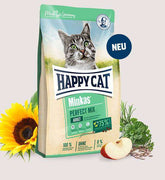 Happy Cat Minkas Perfect Mix- perutnina, jagnjetina in riba