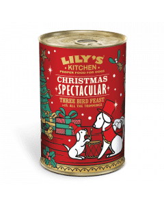 LILY`S KITCHEN  Special edition-Three Bird Festive Feast za pse 400g