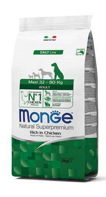 MONGE NATURAL MAXI ADULT