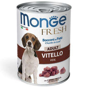 MONGE FRESH ADULT- teletina 400g