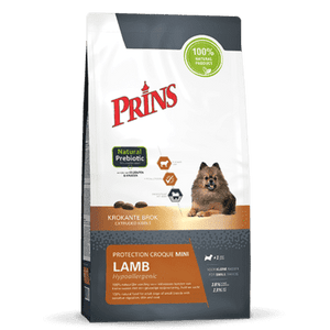 PRINS Protection Croque MINI HYPOALLERGIC jagnjetina 2kg
