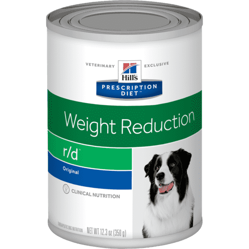 HILL'S PRESCRIPTION DIET R/D 350 g