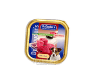 Dr. Clauder's Selected Meat račka 100 g
