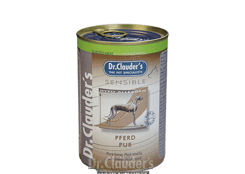 Dr. Clauder's Selected Meat Sensitive konj 400 g