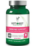 VET`S BEST IMMUNE SUPPORT tablete za pse 60 tablet