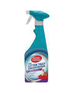 Simple Solution Cat Litter odstranjevalec vonjav 500ml