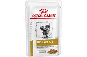 ROYAL CANIN Urinary S/O Moderate calorie 85 g