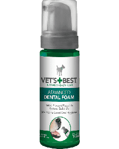 Vet`s Best dentalna pena z encimi 150ml