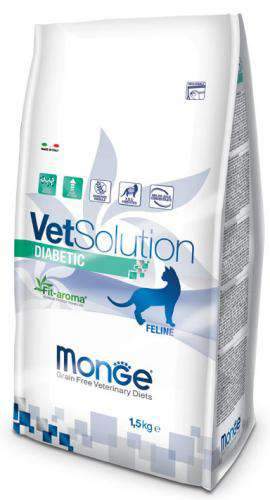 MONGE VET CAT DIABETIC 400g