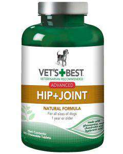 VET`S BEST Advanced Hip & Joint tablete za pse 60 tablet