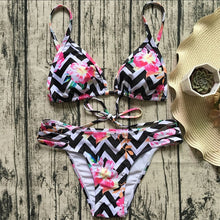Load image into Gallery viewer, Floral Bikini Set - Activeland