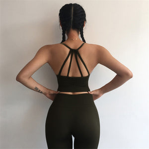 Stretchy Fitness Bra - Activeland