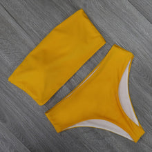Load image into Gallery viewer, Sexy Strapless Bikini Set - Activeland