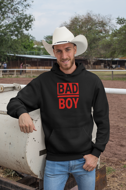 Bad Boy Unisex Black Sweatshirt