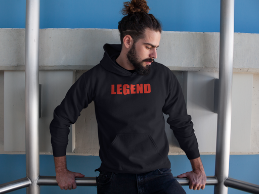 Legend Black T Shirt Sweatshirt
