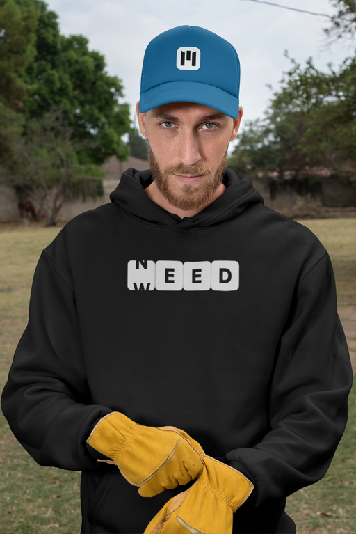Need Weed Black T Shirt Sweatshirt