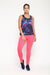 Womens Pink Leggings