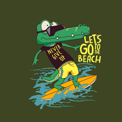 1657-let's-go-to-the-beach-men-half-t-shirt