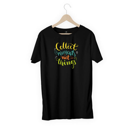 3233-collect-moment-not-things-women-half-t-shirt