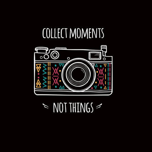 3242-collect-moment-not-things-3-women-half-t-shirt