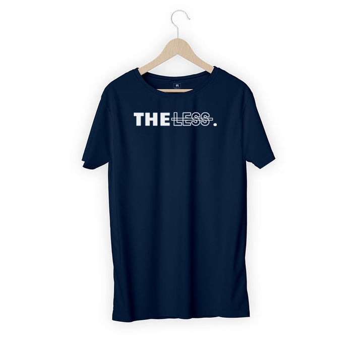 2390-the-less-women-half-t-shirt