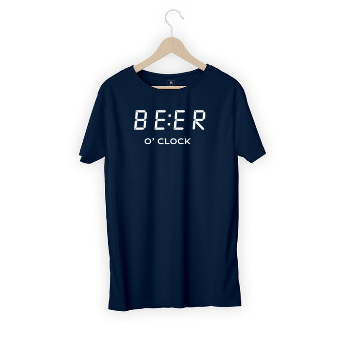 312-beer-men-half-t-shirt