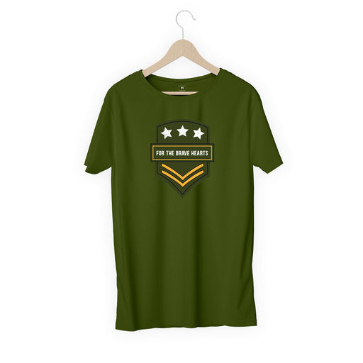 474-for-the-brave-hearts-men-half-t-shirt
