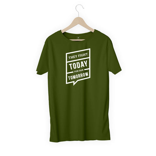 483-they-fight-today-men-half-t-shirt