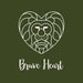494-brave-heart-men-half-t-shirt