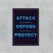 519-attack-defend-protect-men-half-t-shirt