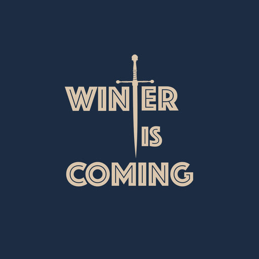 2201-winter-is-coming-women-half-t-shirt