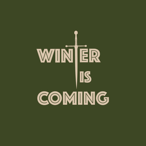 2202-winter-is-coming-women-half-t-shirt